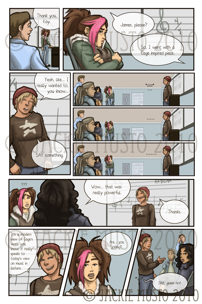 Kay and P: Issue 01, Page 07