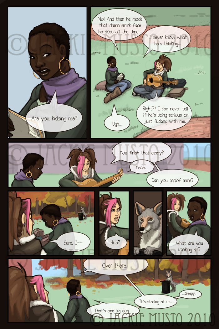 Kay and P: Issue 01, Page 10