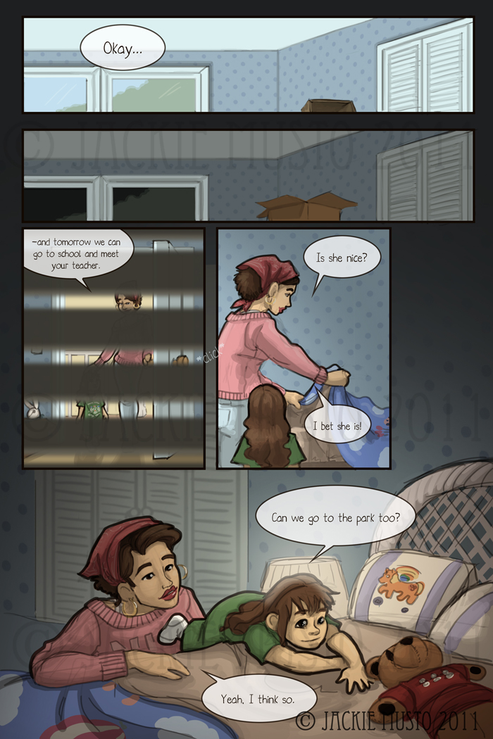 Kay and P: Issue 01, Page 20