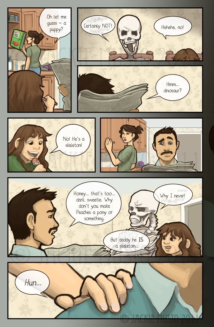 Kay and P: Issue 02, Page 14