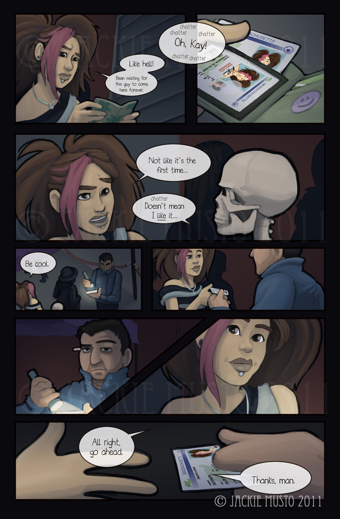 Kay and P: Issue 03, Page 03