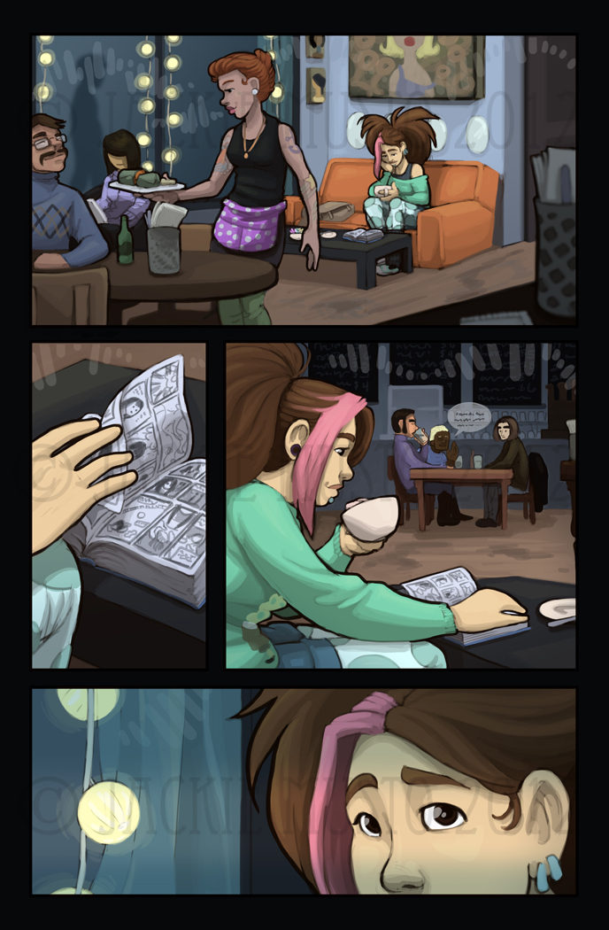 Kay and P: Issue 05, Page 02