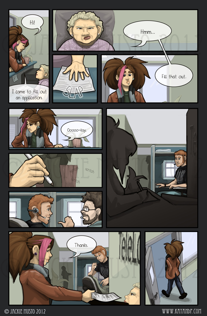 Kay and P: Issue 06, Page 15