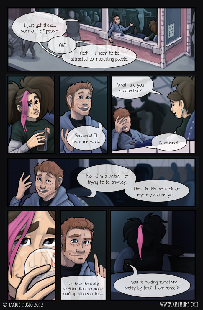 Kay and P: Issue 06, Page 18