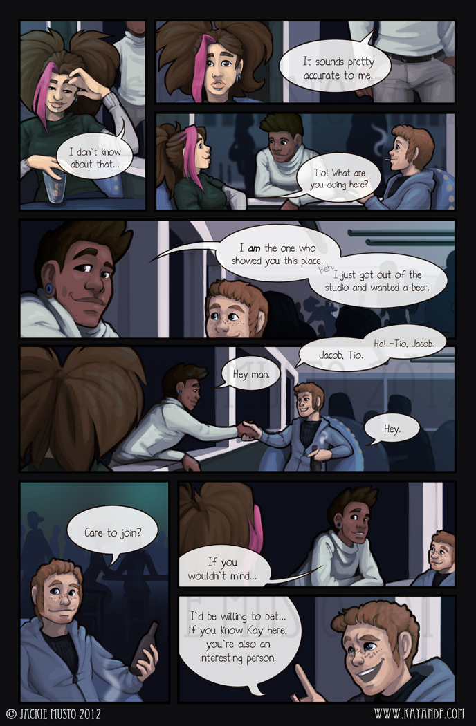 Kay and P: Issue 06, Page 19