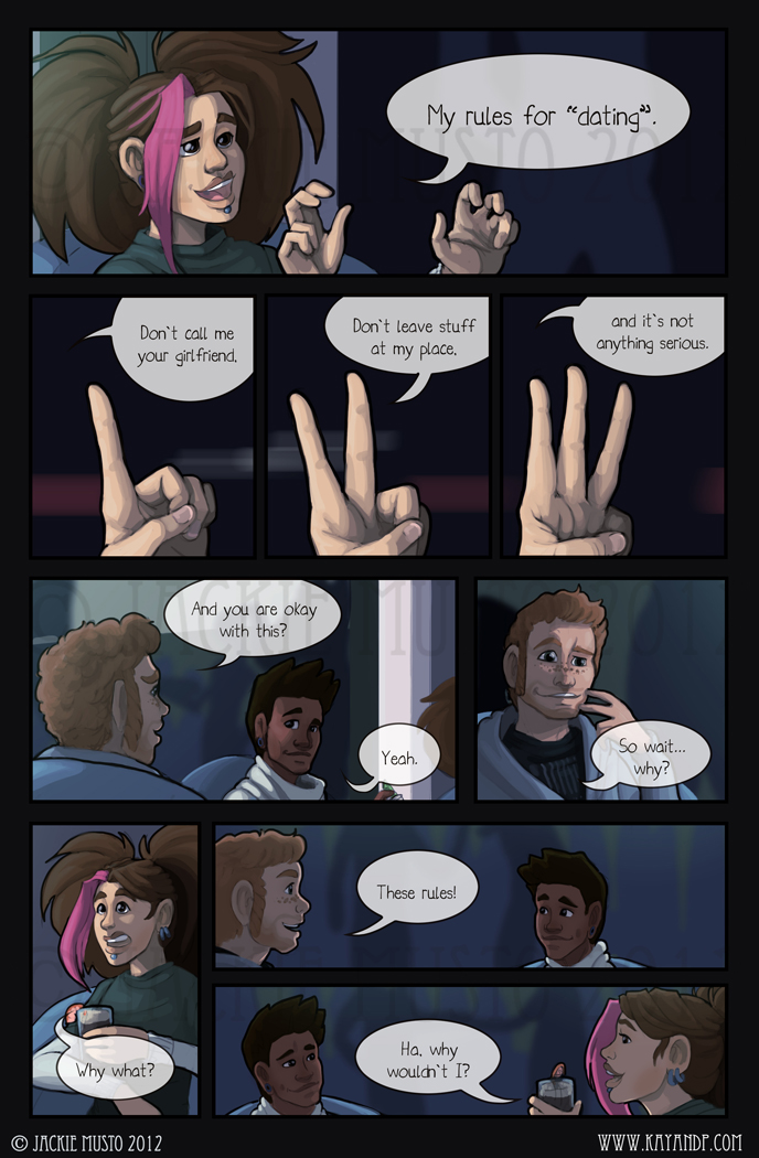 Kay and P: Issue 06, Page 22
