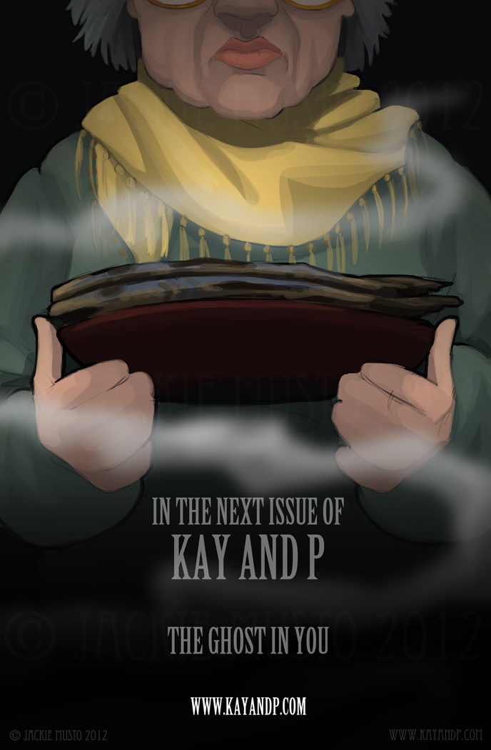 Kay and P: Issue 06, Page 25