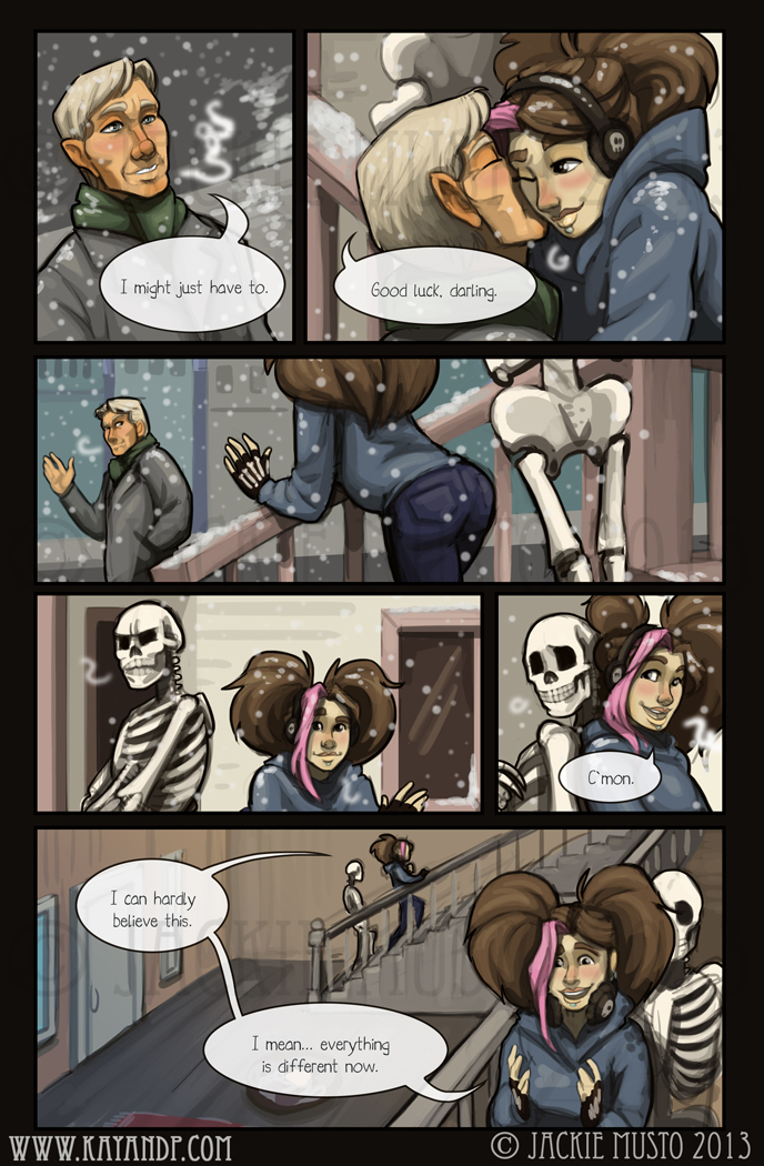 Kay and P: Issue 10, Page 18