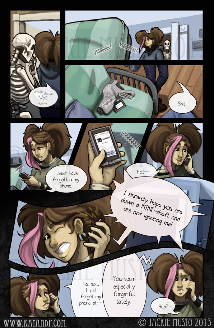 Kay and P: Issue 10, Page 20