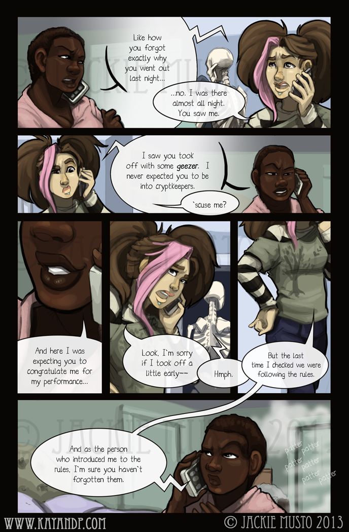 Kay and P: Issue 10, Page 21