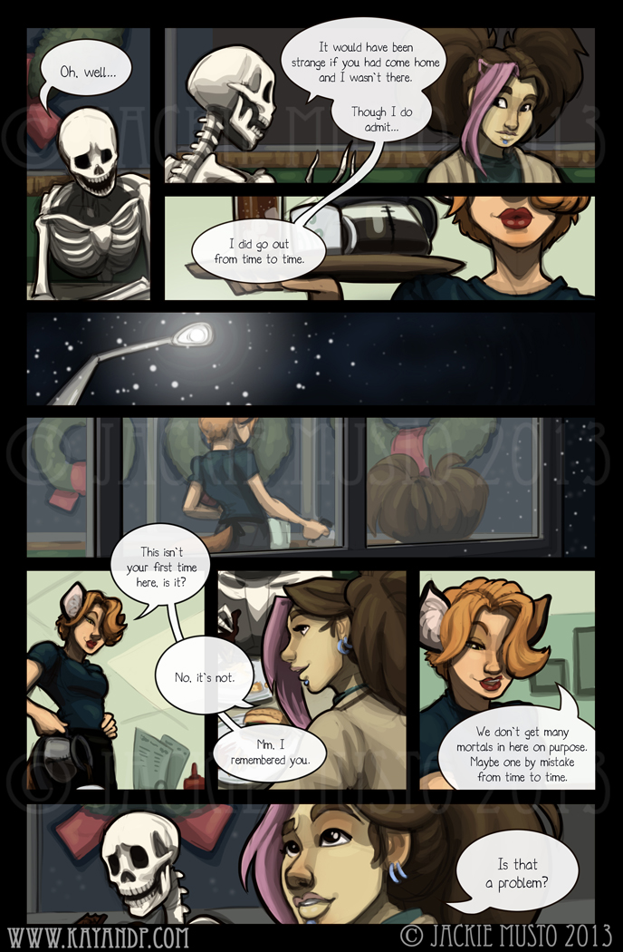 Kay and P: Issue 11, Page 14