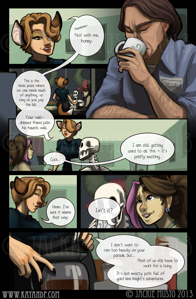 Kay and P: Issue 11, Page 15