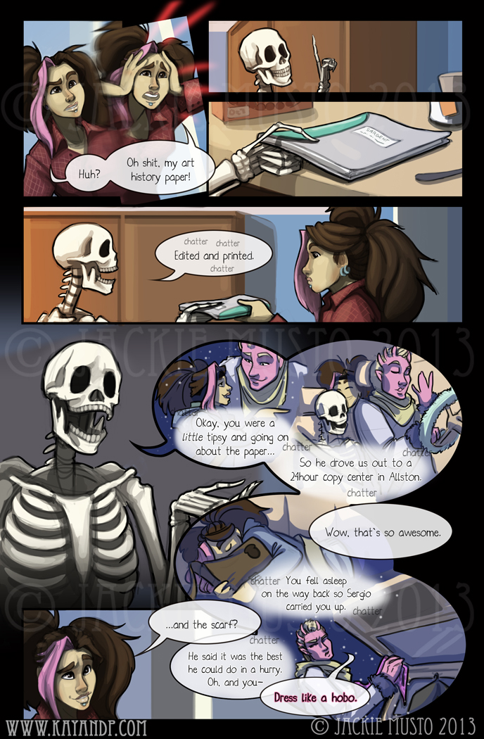 Kay and P: Issue 11, Page 23