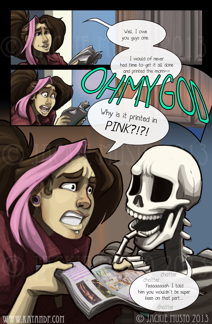 Kay and P: Issue 11, Page 24