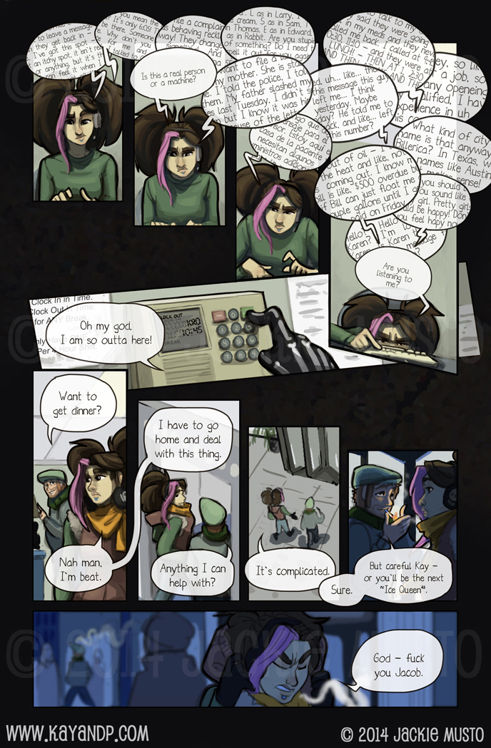 Kay and P: Issue 13, Page 15
