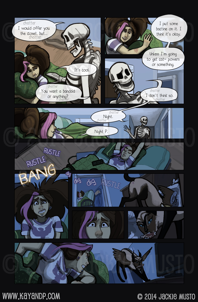 Kay and P: Issue 13, Page 17