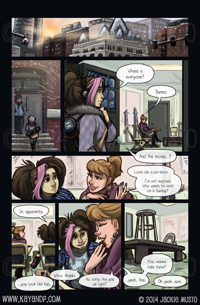 Kay and P: Issue 13, Page 21