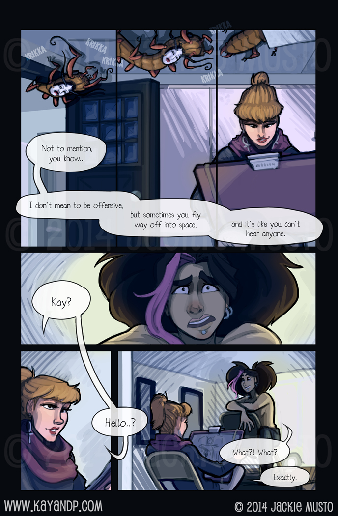 Kay and P: Issue 13, Page 25