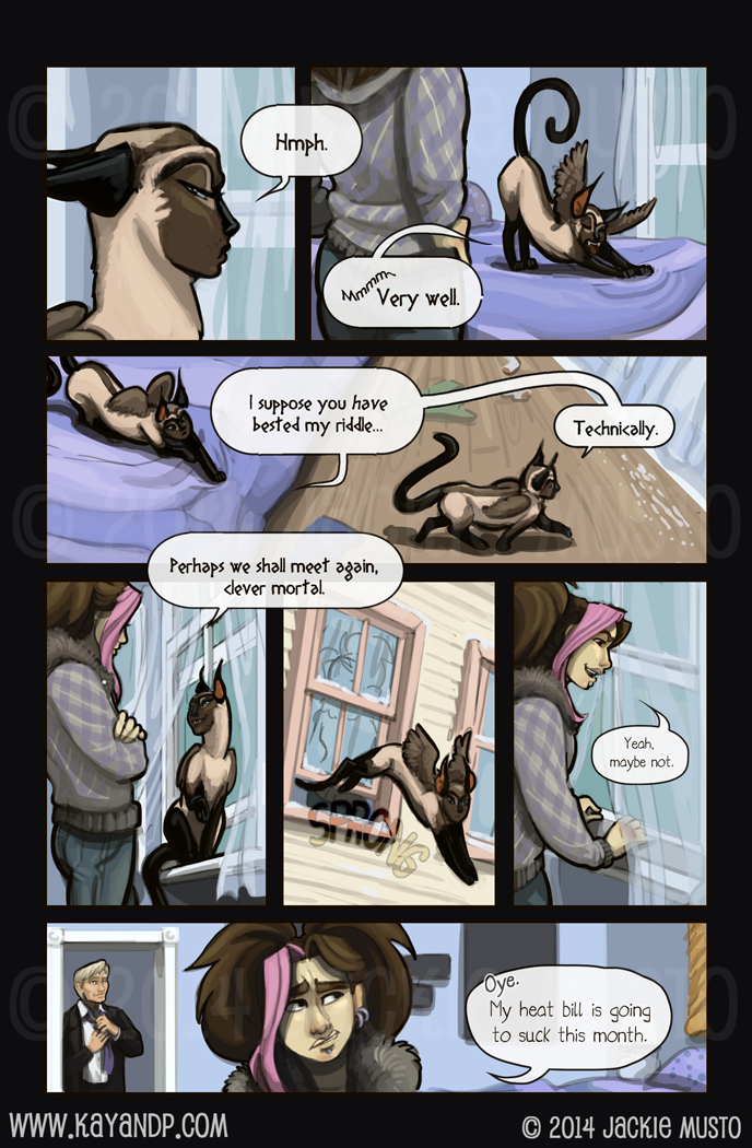 Kay and P: Issue 13, Page 31