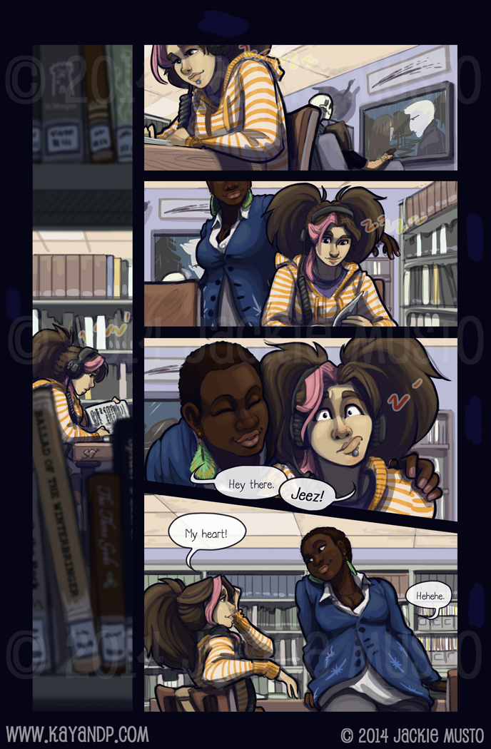 Kay and P: Issue 14, Page 11