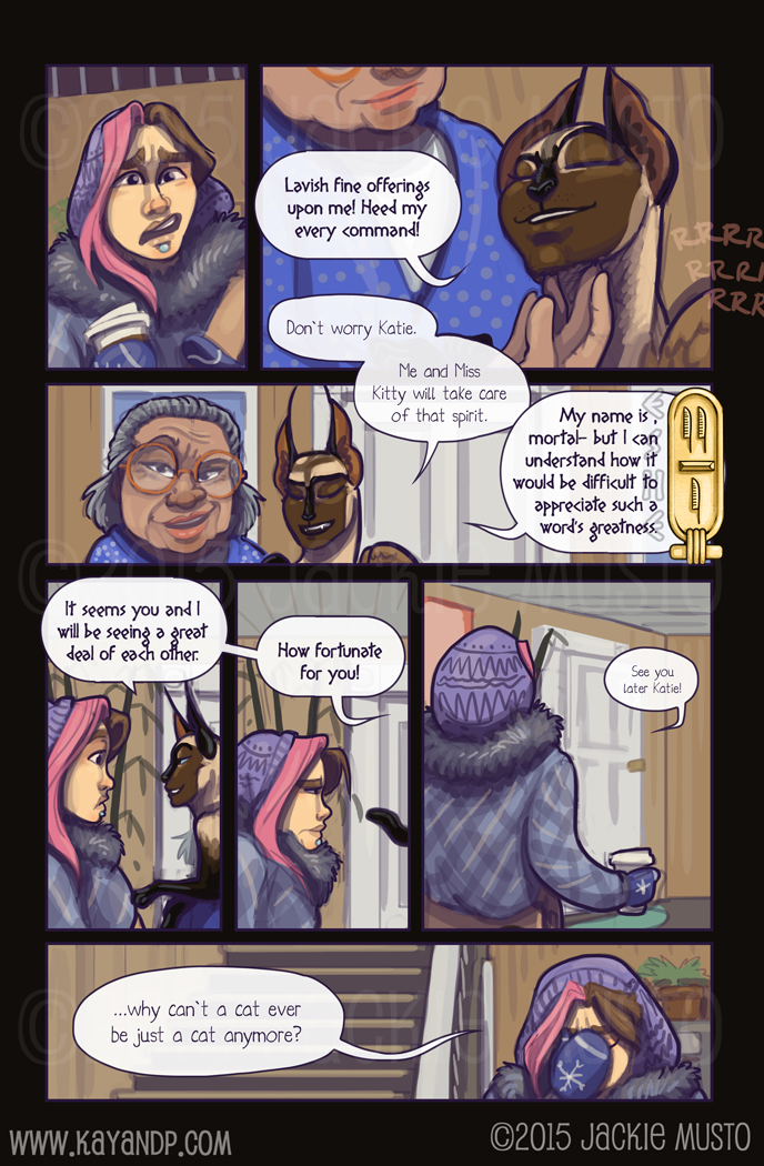 Kay and P: Issue 15, Page 17