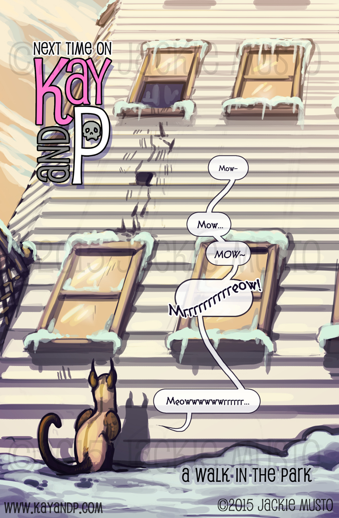 Kay and P: Issue 15, Page 33