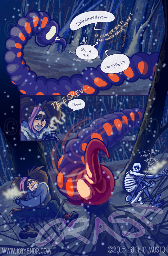 Kay and P: Issue 16, Page 24