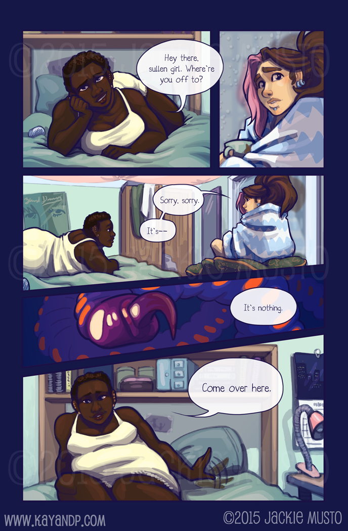 Kay and P: Issue 17, Page 02