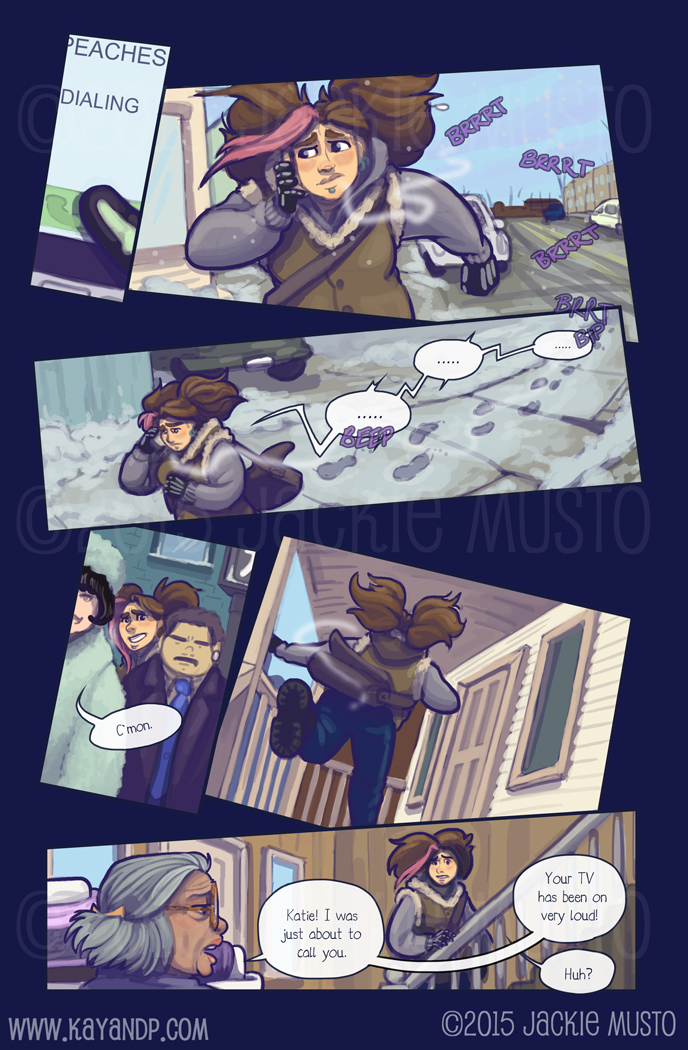 Kay and P: Issue 17, Page 19