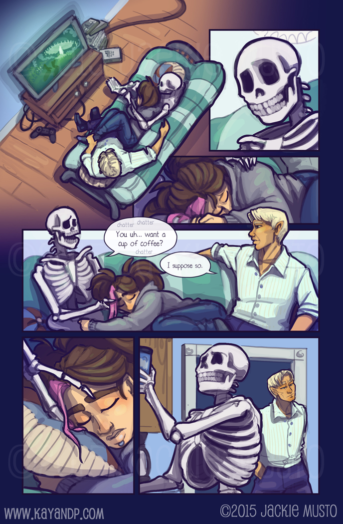Kay and P: Issue 17, Page 26