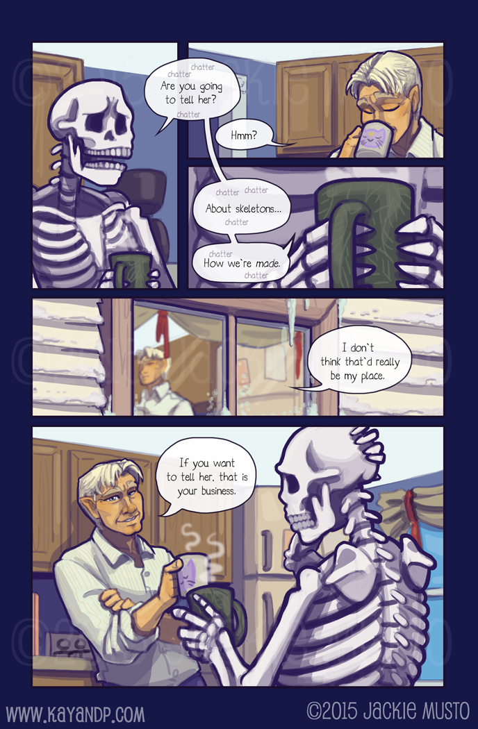 Kay and P: Issue 17, Page 28