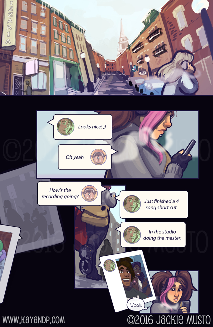 Kay and P: Issue 19, Page 21