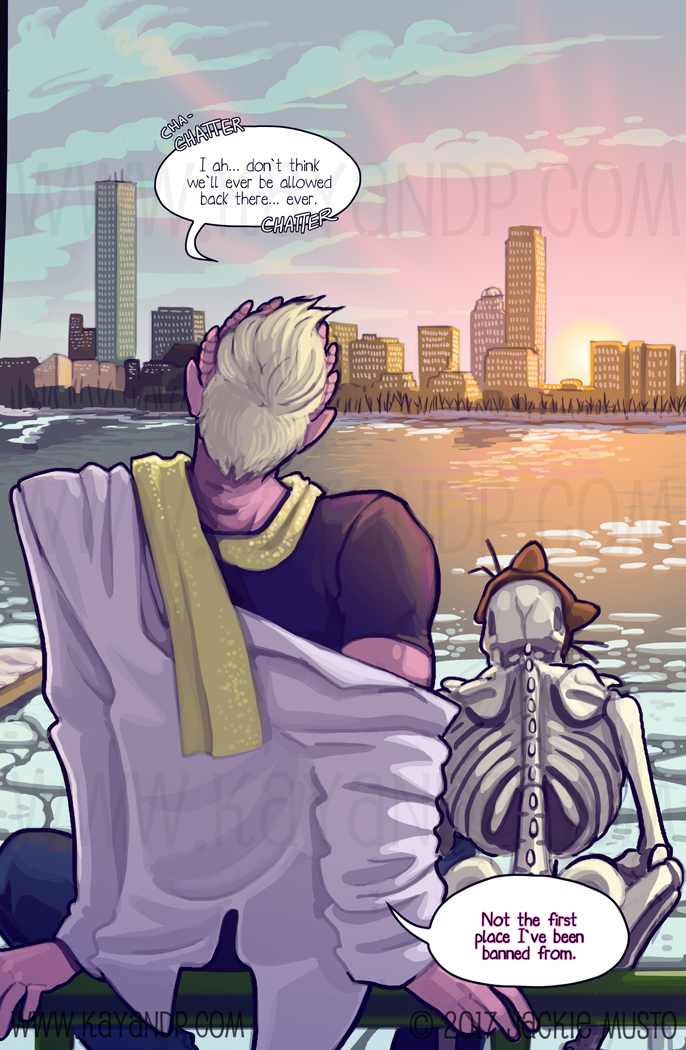 Kay and P: Issue 20, Page 29