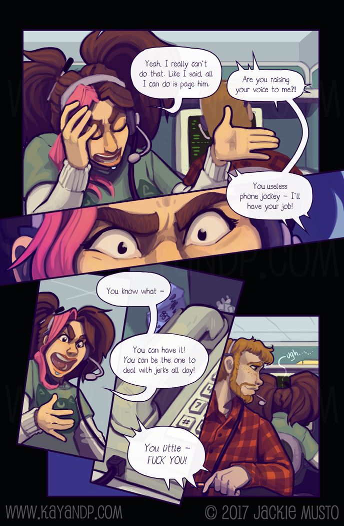 Kay and P: Issue 21, Page 24