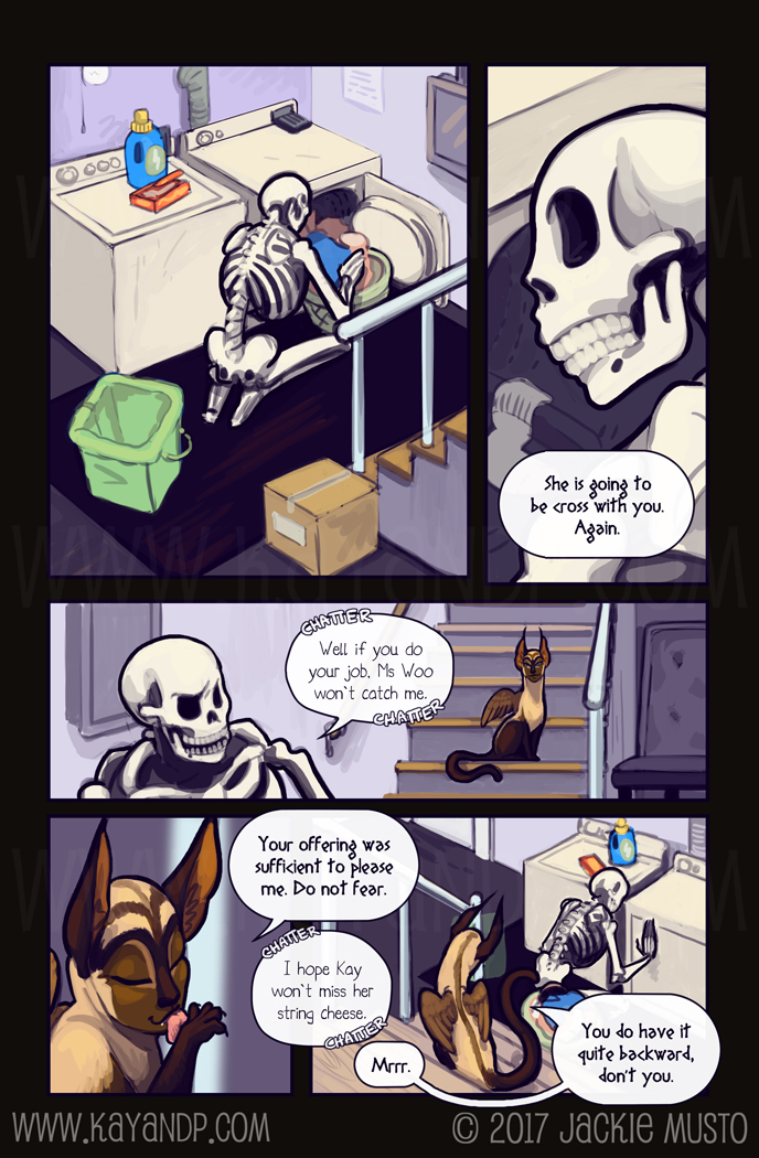 Kay and P: Issue 21, Page 28