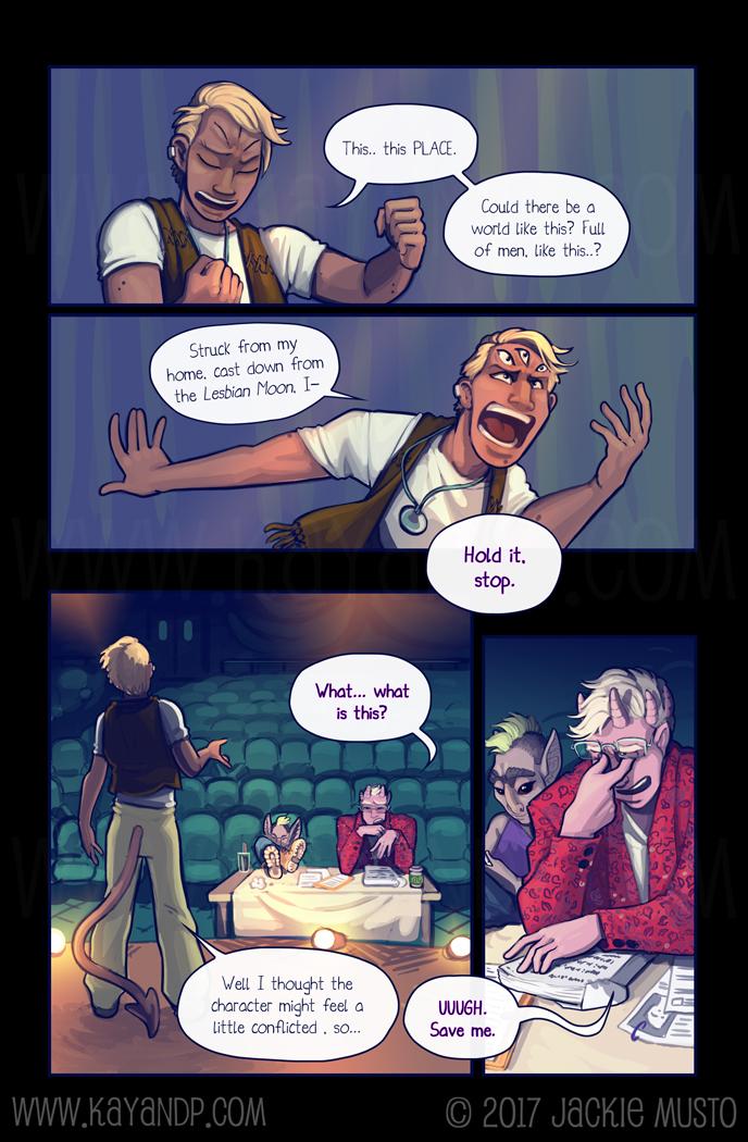 Sidestories: Sergio Presents, Page 01