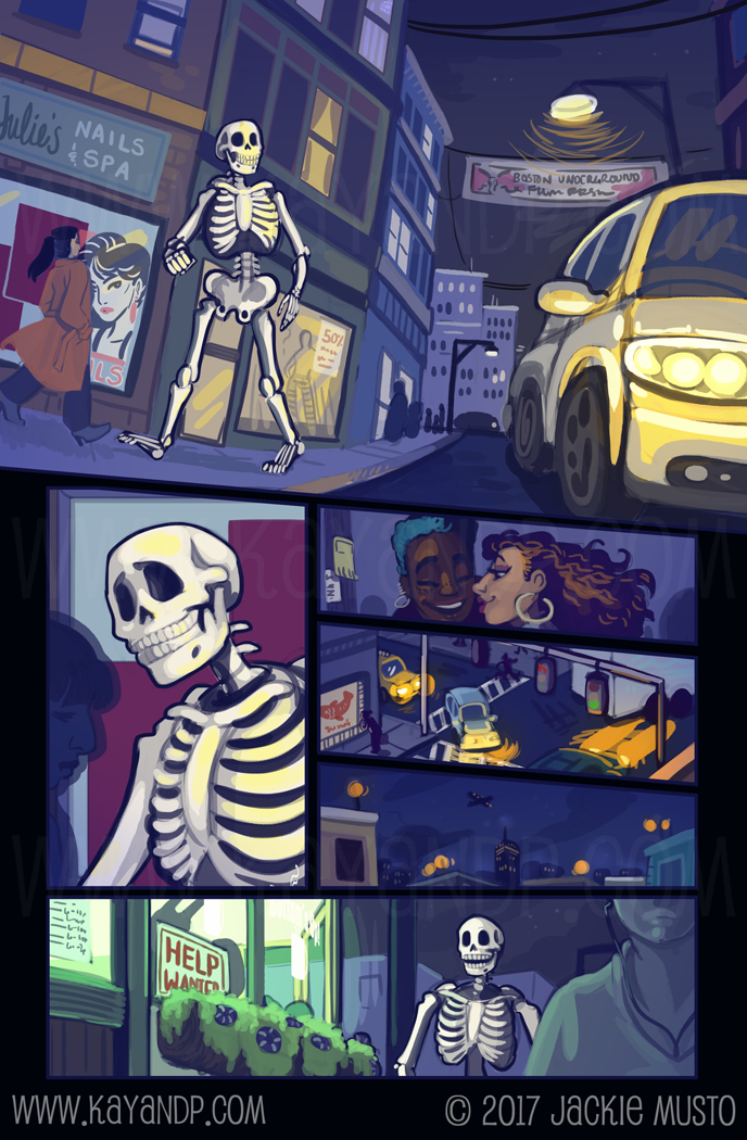 Kay and P: Issue 22, Page 28