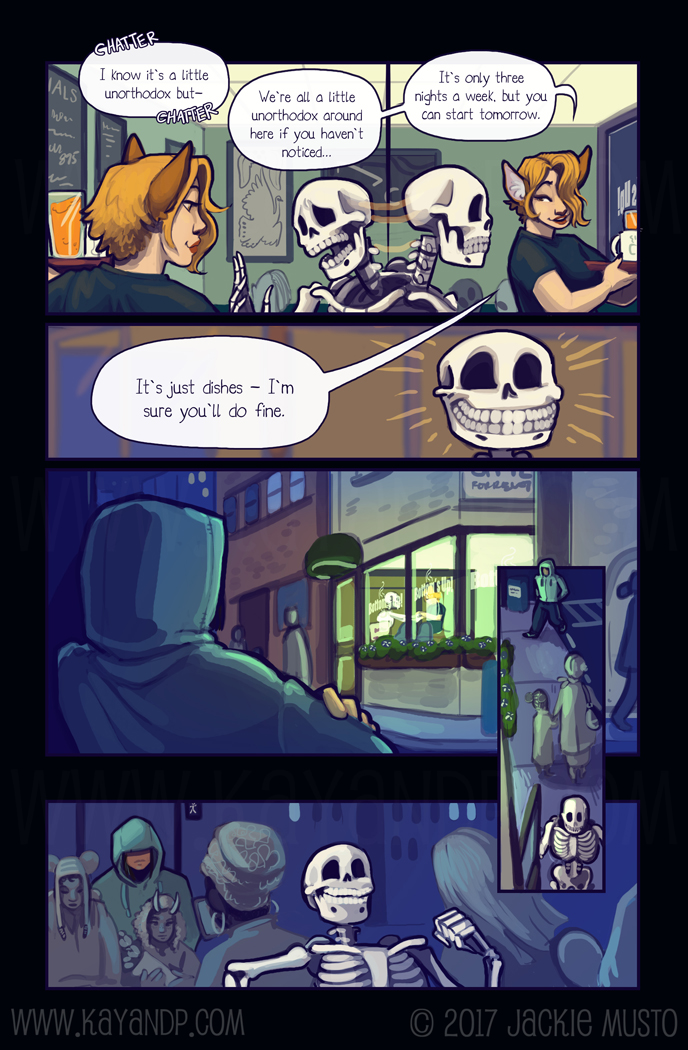 Kay and P: Issue 22, Page 30