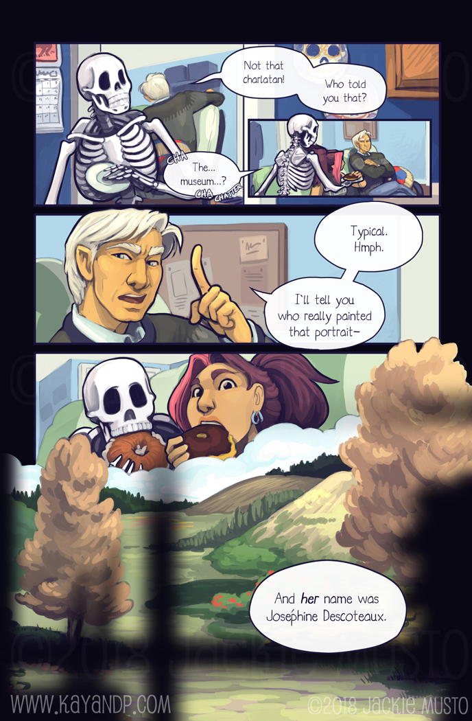 Kay and P: Issue 23, Page 23