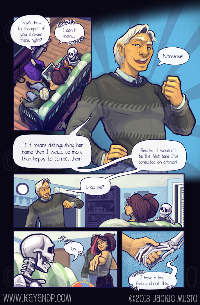 Kay and P: Issue 23, Page 27