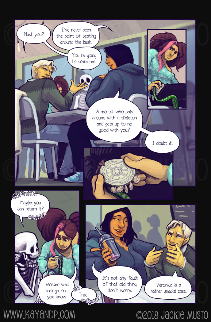 Kay and P: Issue 24, Page 06