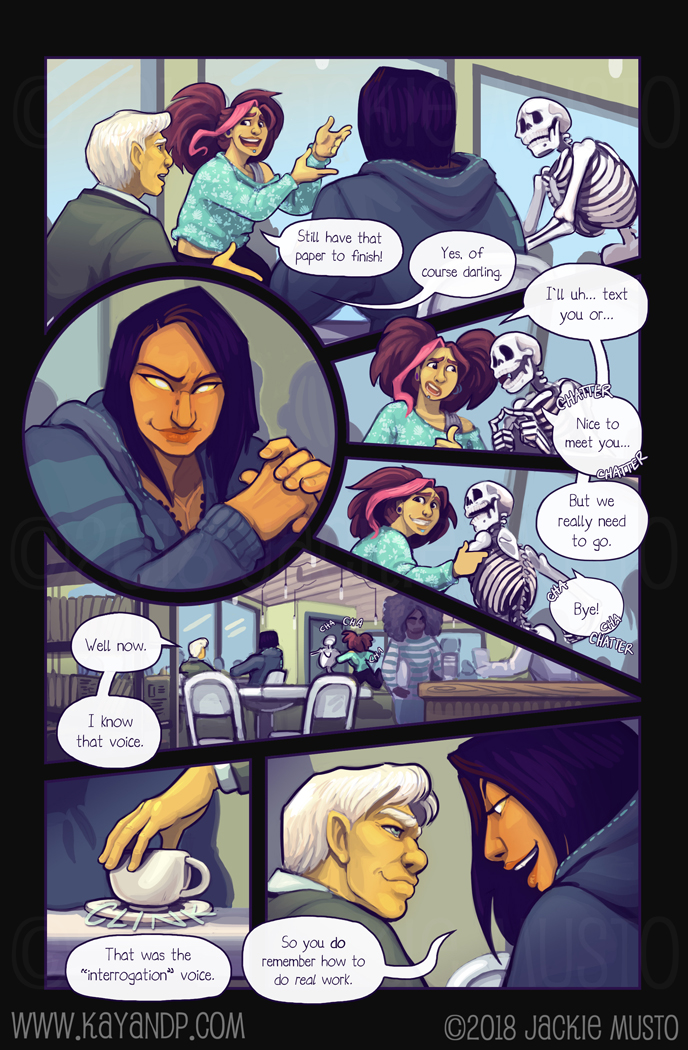 Kay and P: Issue 24, Page 10
