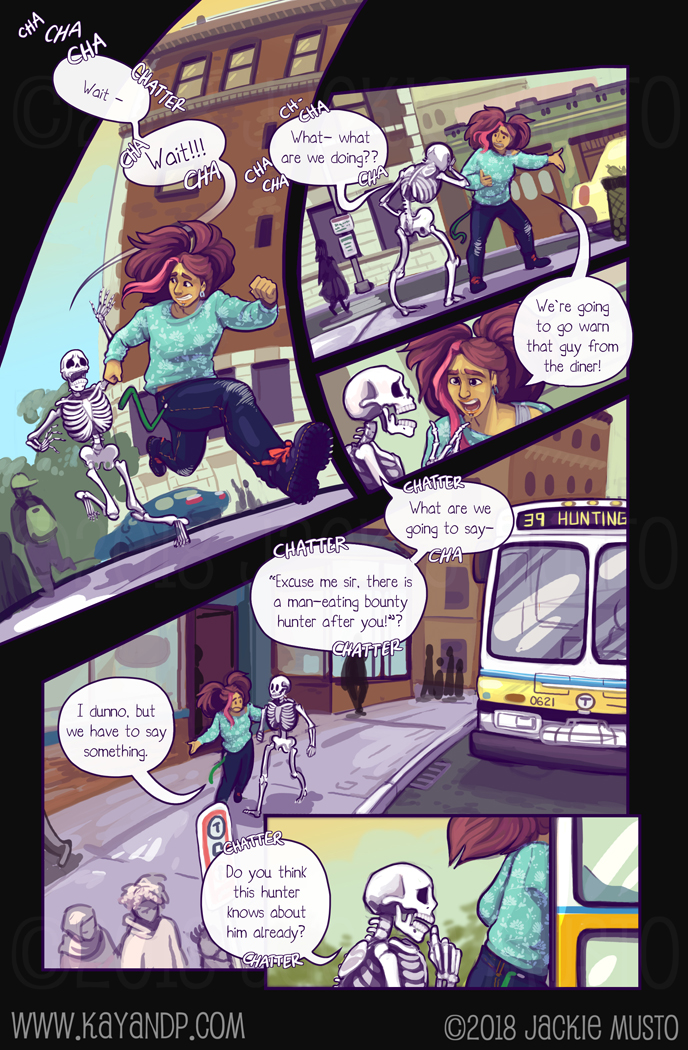 Kay and P: Issue 24, Page 12