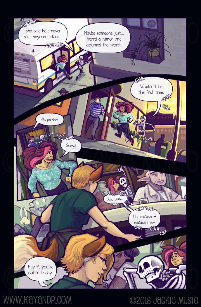 Kay and P: Issue 24, Page 14