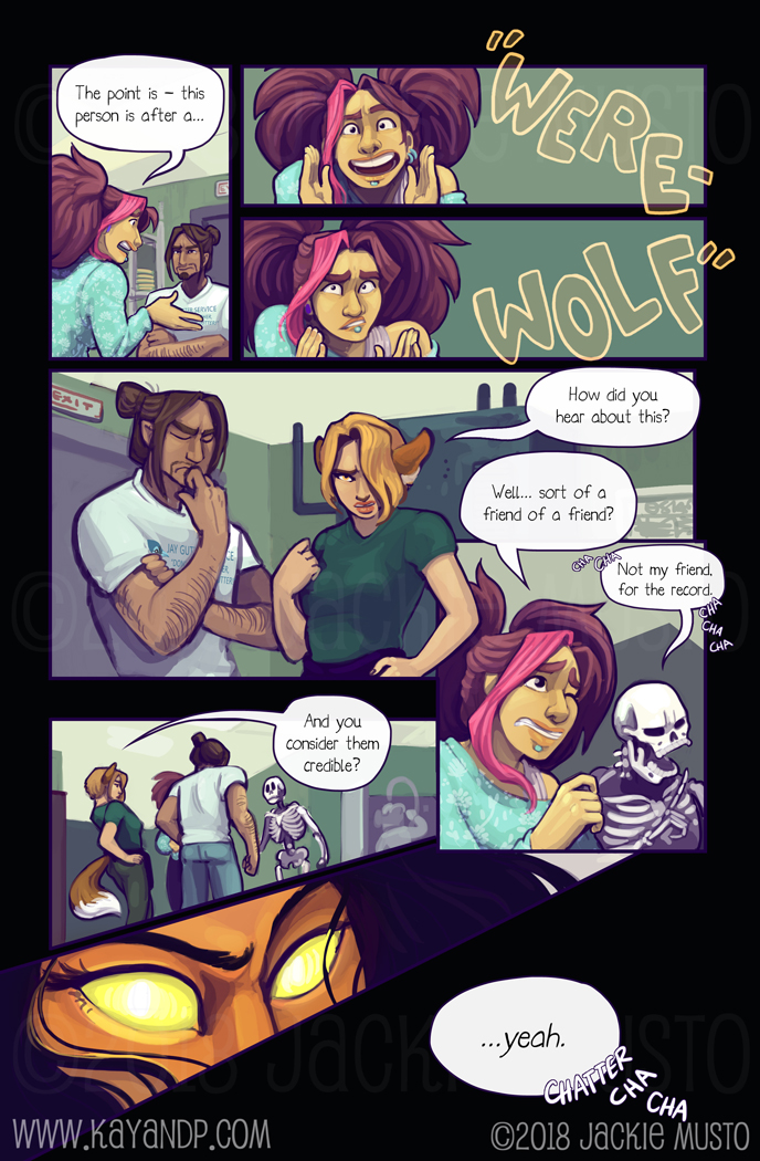Kay and P: Issue 24, Page 16