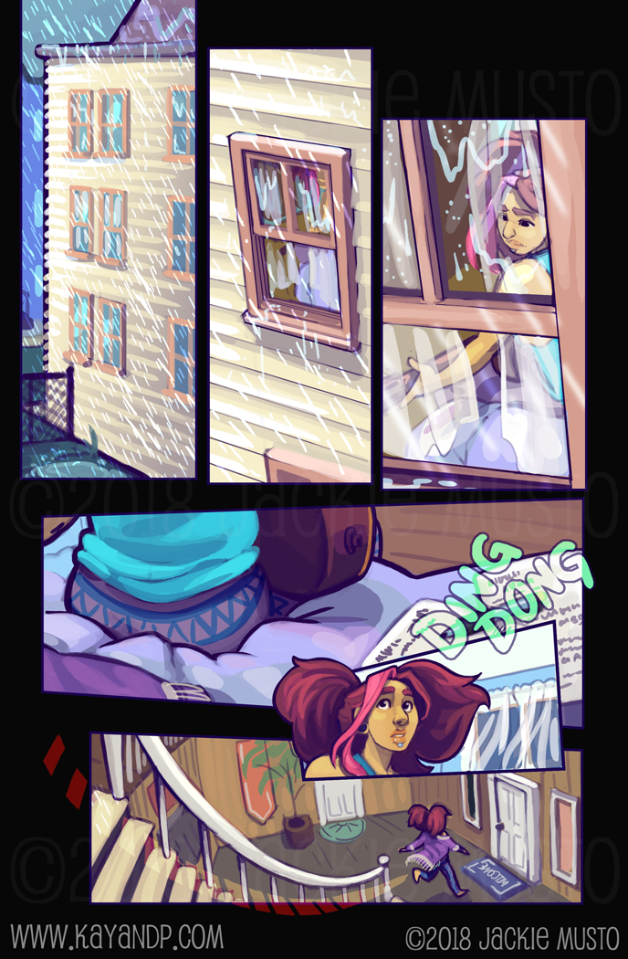 Kay and P: Issue 24, Page 20