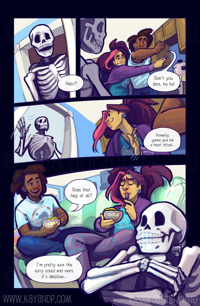 Kay and P: Issue 24, Page 29