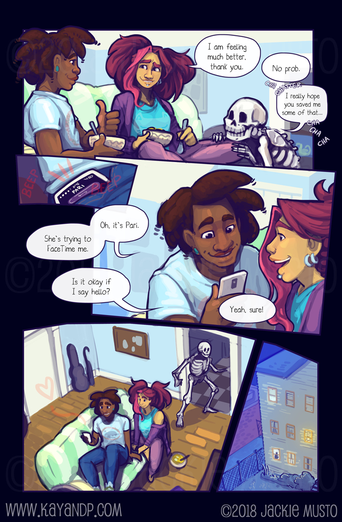 Kay and P: Issue 24, Page 30