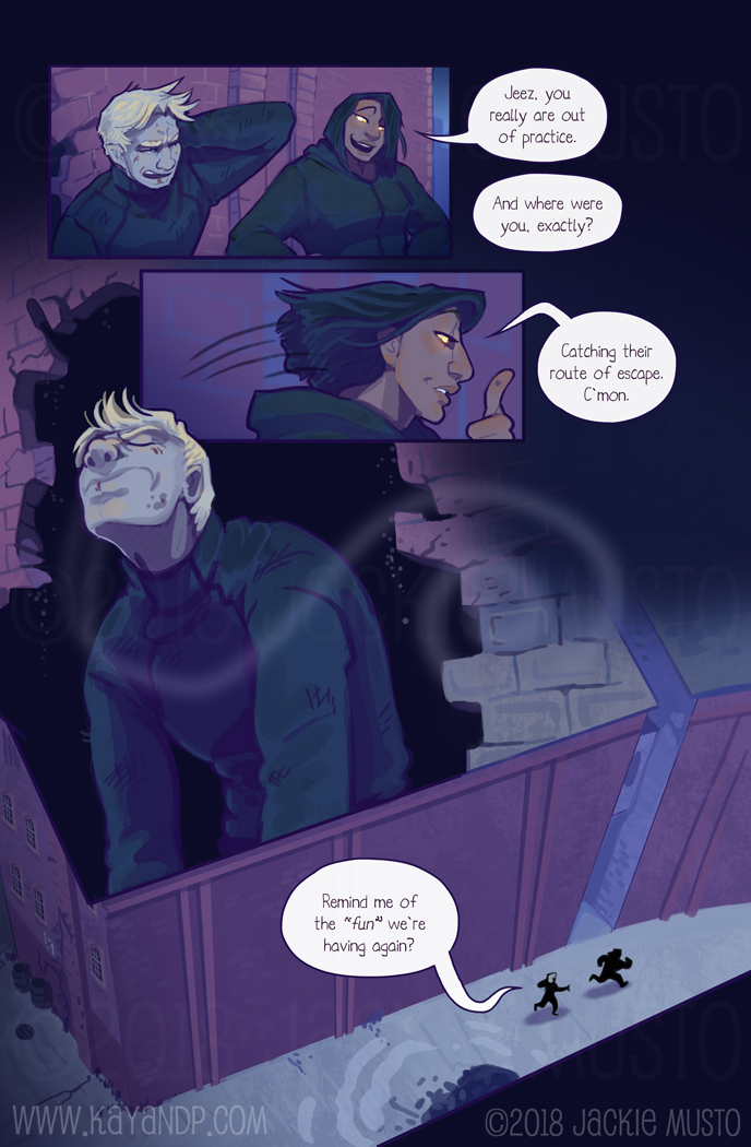 Kay and P: Issue 24, Page 32