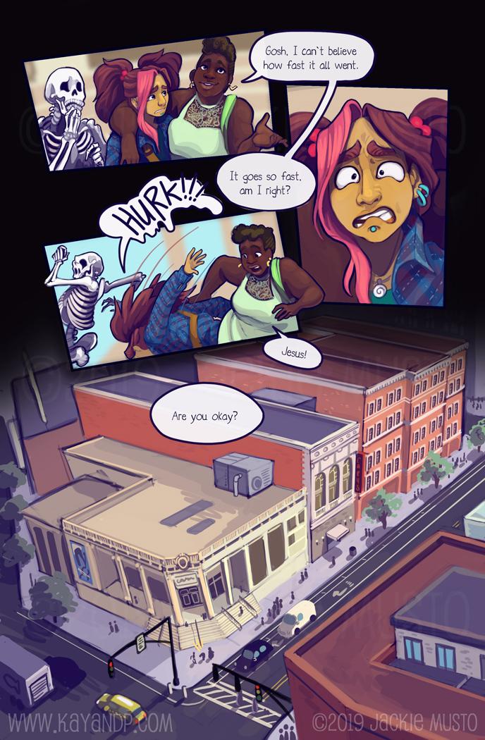 Kay and P: Issue 25, Page 11